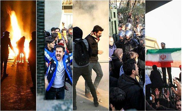 Peki İran'da neler oluyor? 2009'dan bu yana ne değişti? Protestoların temel nedeni nedir? Bu sorulara ışık tutan altı gazetecinin görüşlerini derledik...