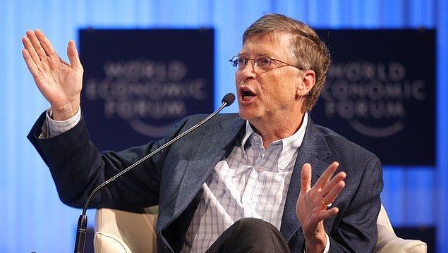 Görünüşe bakılırsa Gates kod yazabilme becerisini o kadar da hayati bulmuyor.