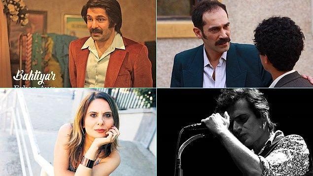 Ayrıca Erkan Avcı, Caner Kurtaran, Goncagül Sunar ve Teoman gibi isimler de filmde rol alıyor.