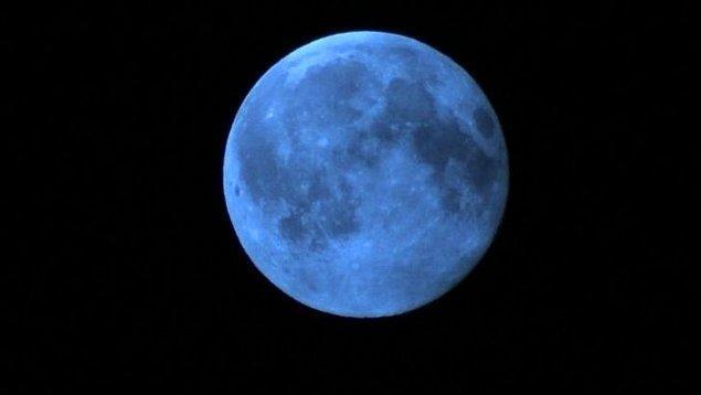 Mavi Ay ne anlama geliyor?