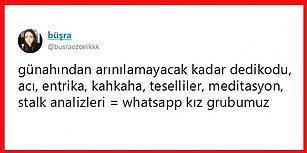 Çağımızın Aşk-ı Memnu'su Kız Whatsapp Gruplarının 13 Özelliği