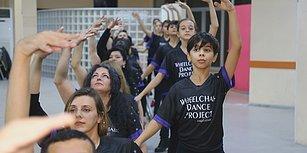 Bedensel Engellileri Sanatla Buluşturarak Büyük Bir Fark Yaratıyorlar: Wheelchair Dance Project