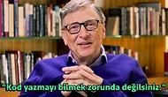 Geleceğin Mimarı Bill Gates'e Göre Geleceğe Yön Verecek Üç Meslek Var!