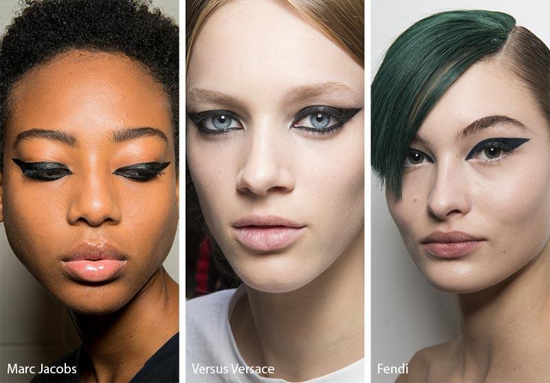 2018 Makyaj Modası İlkbaharYaz Trendleri 72