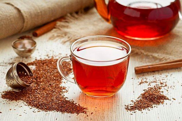 9. Rooibos çayı
