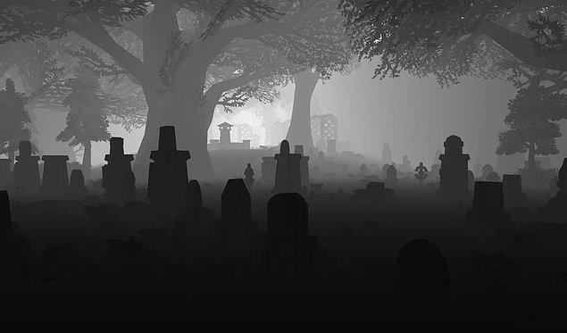 Karanlıkta bağıra bağıra ilerlerken kimseden ses soluk çıkmadığını anladın. Plan ne?