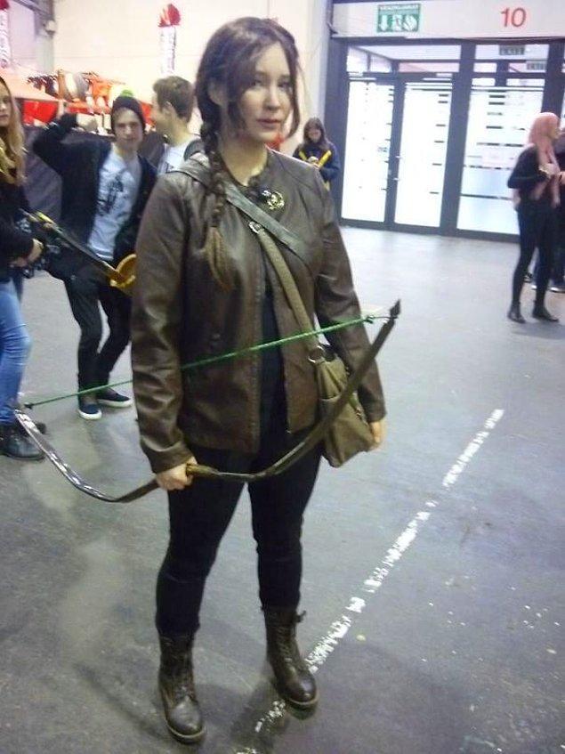 20. Vallahi bravo Katniss!