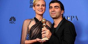 Oscar'ın Habercisi 75. Altın Küre Ödülleri Sahiplerini Buldu: Fatih Akın'a 'In the Fade' ile En İyi Yabancı Film Ödülü!