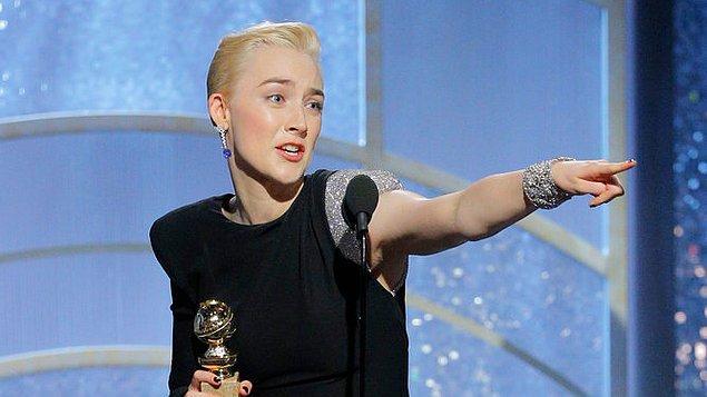 Müzikal/Komedi Dalında En İyi Kadın Oyuncu: Saoirse Ronan