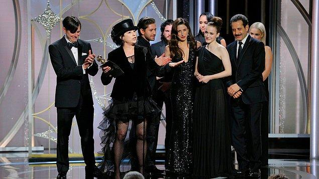 "Müzikal/Komedi Dalında En İyi TV dizisi: ""The Marvelous Mrs. Maisel"""