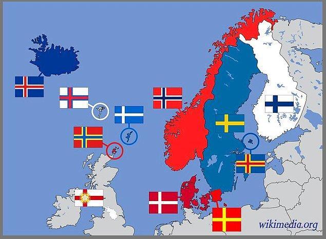 Kuzey Avrupa!