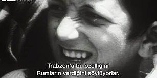 BBC Arşivlerinde Türkiye: 1965 Yılından Trabzon Görüntüleri