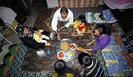 Türkiye'de Her 100 Kişiden 42'si Yer Sofrasında Yemek Yiyor, Zenginler Kırmızı Et, Yoksullar Makarna ile Doyuyor