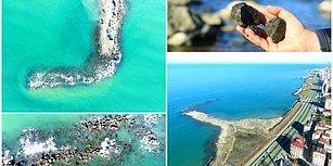 3 Milyon Lira Harcandı ve Yarım Kaldı: Rize'de Sulara Gömülen Yat Limanı