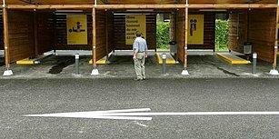 İsviçre'de Arabada Cinsel İlişkiye Girenler İçin Cinsel İlişki Kutuları İnşa Edildi