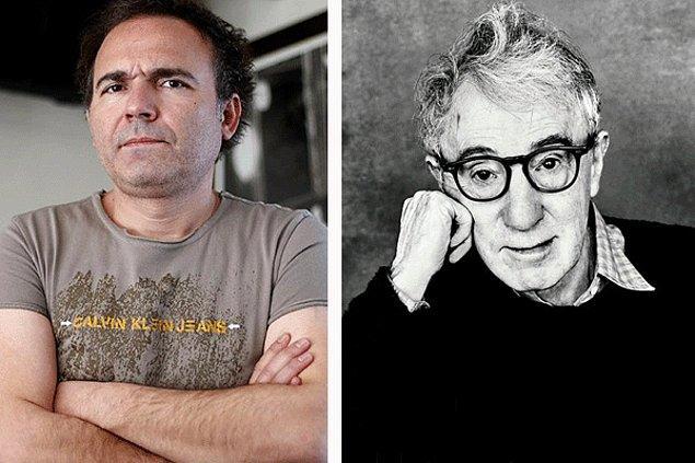 8. Bir taşra-metropol dayanışması… Engin Günaydın ve Woody Allen.