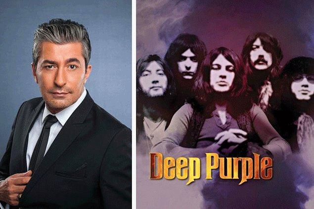 9. Erkan Petekkaya ve Deep Purple.