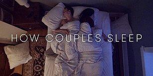 Çiftler Geceleri Nasıl Uyuyor?