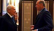 Ankara'da Kritik Zirve! Erdoğan ile Bahçeli Görüşmesi Yarım Saat Sürdü
