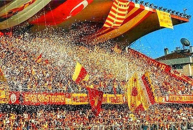 Ali Sami Yen'den çıkamayanlar; Real Madrid, Barcelona, Juventus, Milan, Roma....
