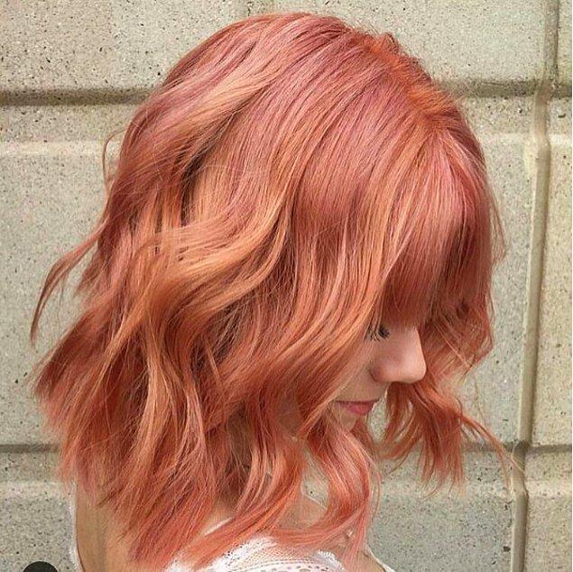 Sana en çok yakışacak saç rengi blorange!