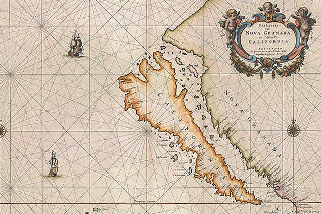 13. Yeni ada California