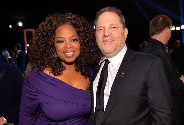 Kadian Noble geçtiğimiz Kasım ayında Manhattan Federal Mahkemesinde Weinstein'a karşı bir cinsel taciz davası açtı.