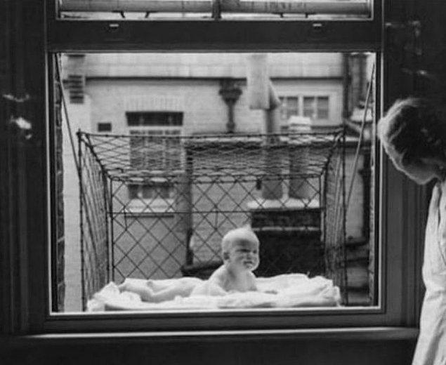 6. Bebek kafesleri