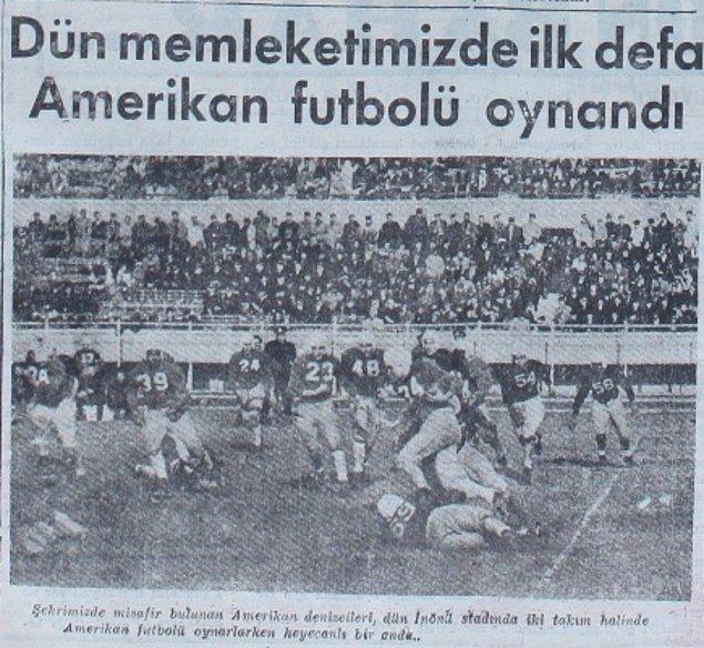İlk Maç