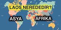 Bu 23 Ülkenin Nerede Olduğunu Sadece Ansiklopedi Gibi Kafası Olanlar Biliyor!