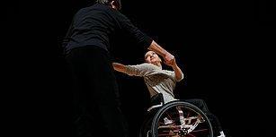 Azmin Dansla Buluşması: 'Tekerlekli Sandalye Aksesuarım' Diyen Sinem Öntürk, Türkiye'yi Yurt Dışında Temsil Edecek