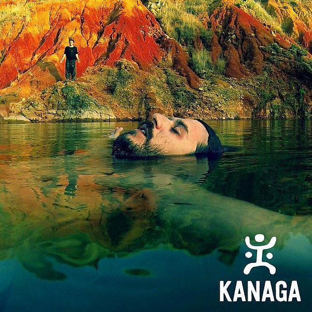 3. Akıllı telefonlarla büyüyen jenerasyonlar için düşünülmüş yeni tür bir hikaye anlatıcılığı olan Kanaga:  Macera biçiminde, çizgi roman DNA'sına sahip bir insanlık yolculuğudur.