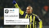 Fenerbahçe'nin Unutulmaz Kaptanı Alex'in Ülkemizi ve Fenerbahçe'yi Çok Özlediğinin Kanıtı Olan 17 Paylaşımı