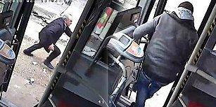 Çaldığı Özel Halk Otobüsü ile Duraktan Yolcu Toplayıp Adres Soran Hırsız