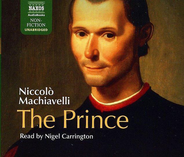 Niccolo Machiavelli'nin Santa Andrea'da inzivaya çekilmesi ve Prens kitabının yazılması
