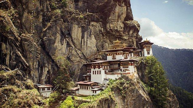 8. Bhutan