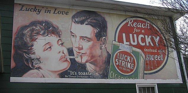 15. Amerika'da Lucy Strike sigaraları için reklam yapıp kadınların sigaraya başlamasını sağlayan ve reklamcılıkta çığır açıp bugünkü reklamlarda önemli bir payı olan Edward Bernays, Sigmund Freud'un yeğenidir ve onun kitaplarından öğrendiklerini reklamcılığa uygulamıştır.