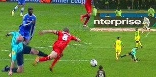 Futbolcuya Tekme Atan Fransız Hakem İçin Yapılan 12 Komik Monte