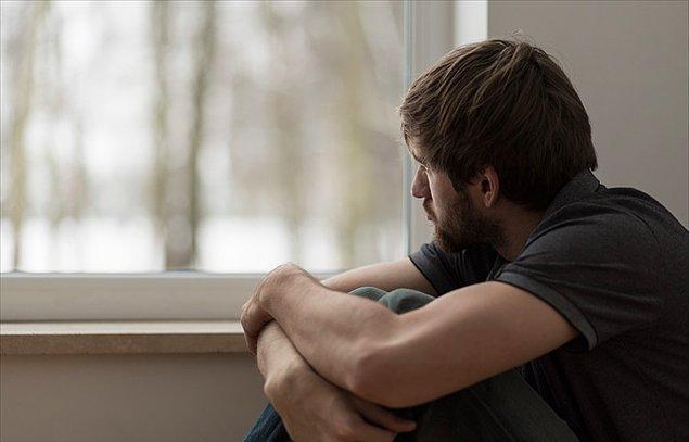 Kendini dağıtmışsın resmen, depresyondan acil çıkmalısın!