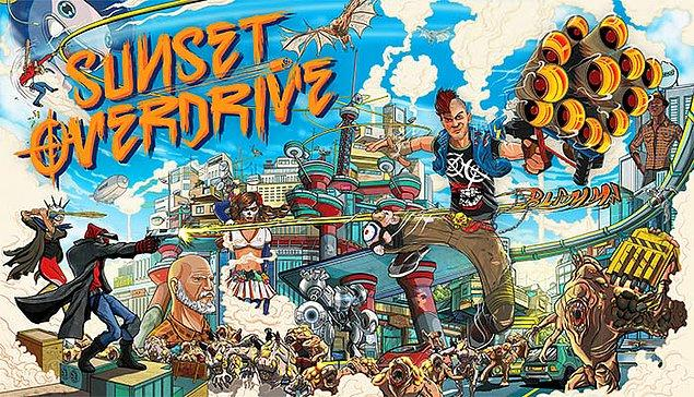 Sunset Overdrive - XBOX