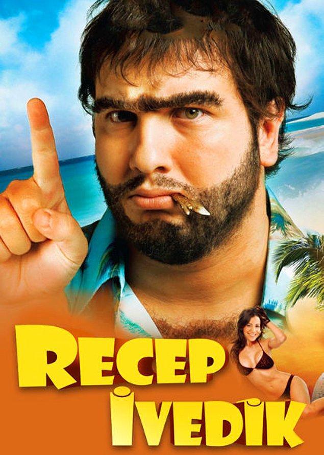 7. Şahan Gökbakar, programında yarattığı Recep İvedik karakterini sinemaya taşıdı. Film, o dönem ilk üç günde en çok izlenen filmler sıralamasında ikinci oldu.