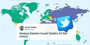 Freedom House Raporu: Türkiye İlk Kez 'Özgür Olmayan' Ülkeler Arasında