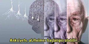 Üzücü Bir İhtimal: Eğer Anksiyeteniz Varsa Alzheimer'a Sandığınızdan Daha Yakın Olabilirsiniz!