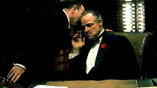 21. Özellikle erkekler için Godfather serisi ve Jason Statham filmleri bu listenin ilk sıralarında yer alan yapımlar.