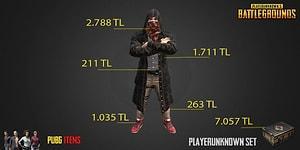 Kasa Çılgınlığı PUBG'yi de Vurdu: En Pahalı 15 PlayerUnknown's Battlegrounds Eşyası