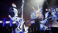 Seksi Teknoloji Tam Gaz Devam! Las Vegas'ın En Büyük Striptiz Kulübünde Dans Eden Robotlar