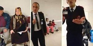 İzmir'de Yoğun Bakım Hastası Sedyeden Düşürüldü İddiası!