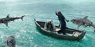 'Karayip Korsanları: Salazar'ın İntikamı' Filminin Efektleri Nasıl Yapıldı?
