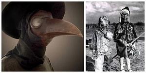 Gerçek Olduklarına İnanmayacağınız Geçmişte Kullanılmış İlginç Maskeler