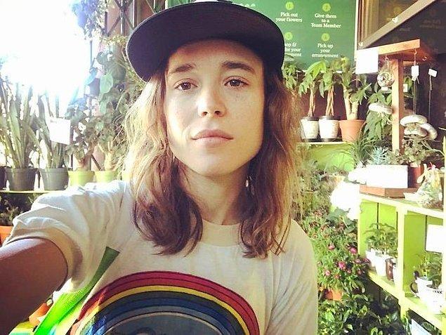 22. Ellen Page
